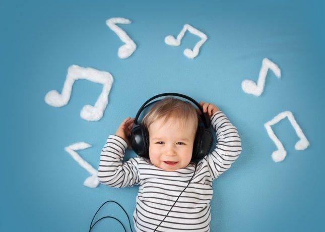 Música para bebés: beneficios