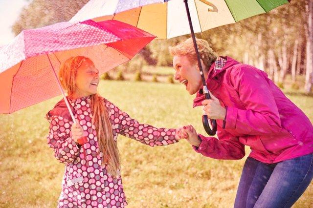 La conjuntivitis alérgica y las lluvias de primavera