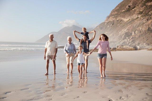 ideas para pasar un buen verano en familia