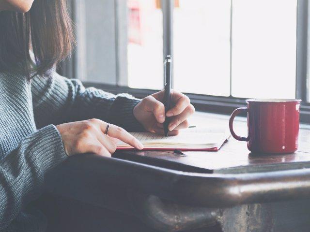 Las ventajas de escribir a mano para los niños