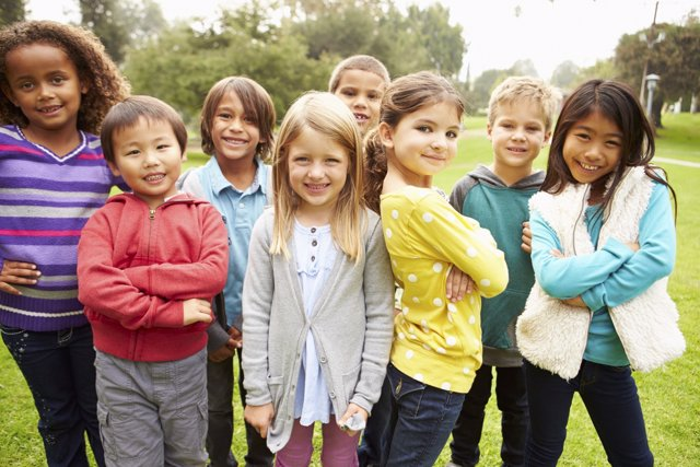 Cambios en los niños de 6 a 8 años