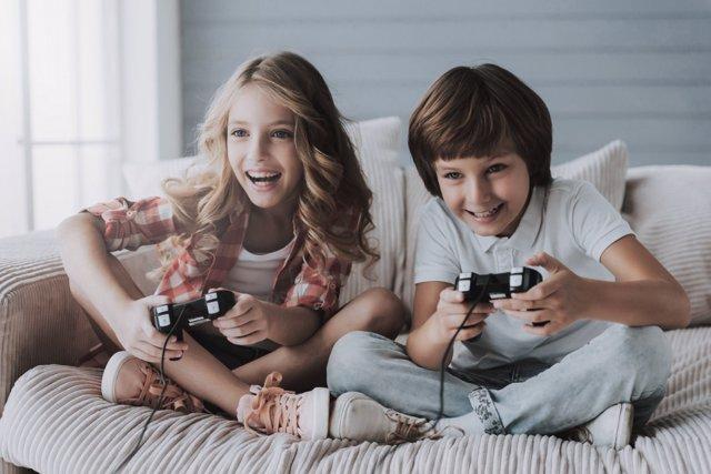 Cambos en los niños de 10 a 12 años