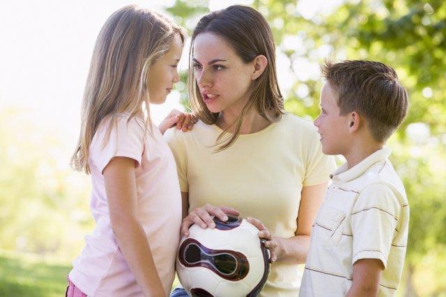 Consejos para controlar el mal caracter infantil