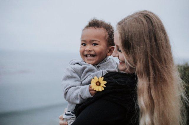 Niños adoptados y su integración