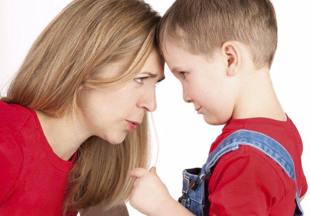 Ideas para responder al NO de los niños
