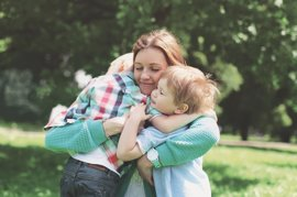 La madre: ¿qué aporta mamá los hijos?