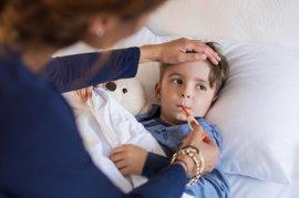 Los virus causan el 90% de las infecciones infantiles y no necesitan antibióticos