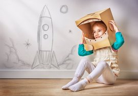 Creatividad en niños, cómo desarrollarla en el día a día