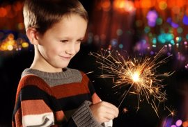 Accidentes con fuego en niños, la prevención es la mejor herramienta
