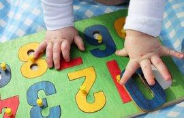 Juguetes para desarrollar la inteligencia de los niños de 3 a 6 años
