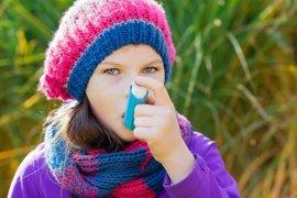 La mayor exposición a la contaminación ambiental aumenta el riesgo de asma infantil