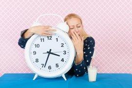 La falta de horas de sueño afecta al estado de la flora intestinal