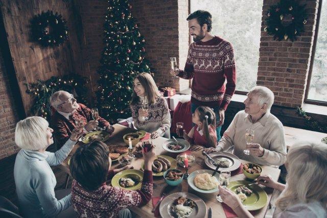 Qué comemos en Navidad