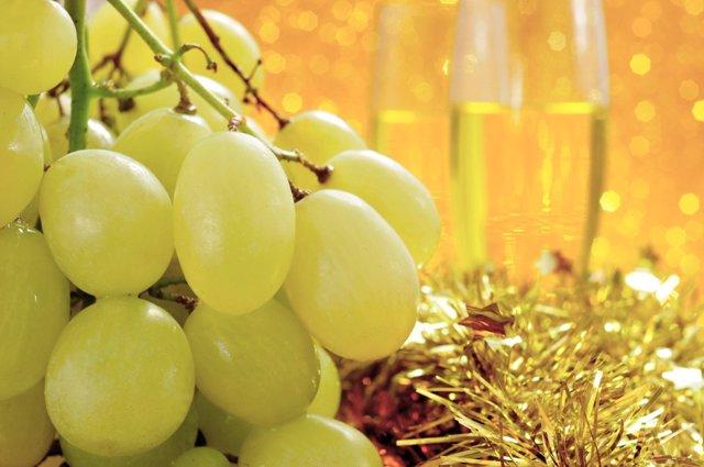 El riesgo de las uvas de fin de año para los niños