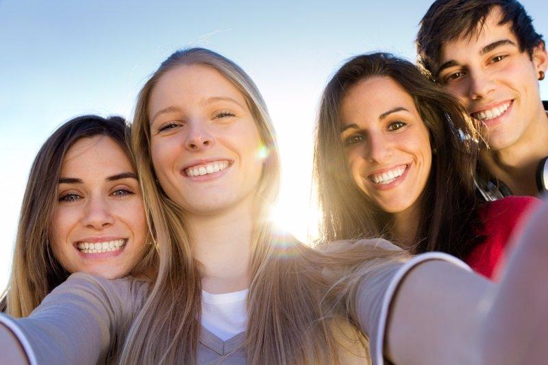 La pertenencia a un grupo en la adolescencia: ¡son mis amigos!