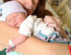 Apneas en bebés prematuros, qué riesgos entrañan