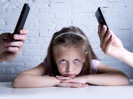 'Apague el teléfono', el mensaje de una guardería