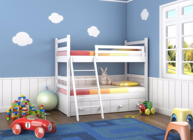 Habitaciones infantiles: un espacio para soñar