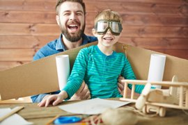 Los beneficios de jugar en familia para los niños