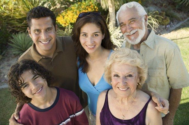 Familia política