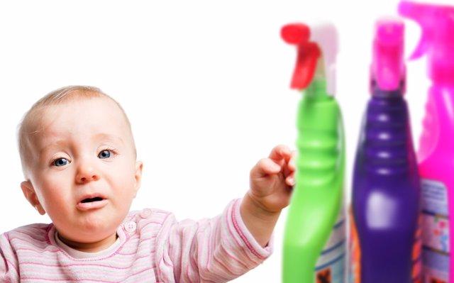 Cómo prevenir las intoxicaciones en casa
