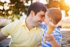 El tiempo con los niños favorece su desarrollo personal