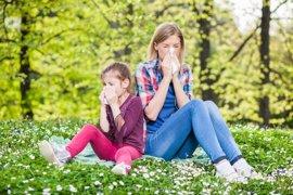 La alergia afecta al 20 por ciento de los niños, según la AEP