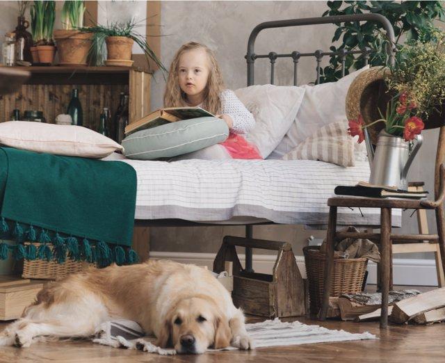 Estimulación para niños con síndrome de Down