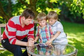Juegos inteligentes para un verano con niños