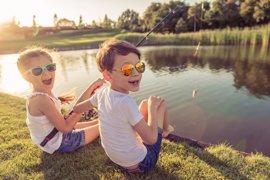 Cómo mantener activos a los niños durante el verano