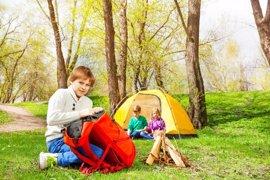 6 preparativos para ir a un campamento de verano