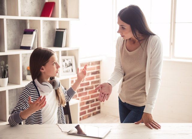 Comunicación con adolescentes: misión imposible