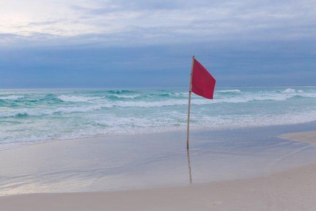 Señales en la playa que hay que conocer antes de ir