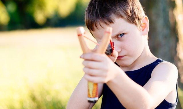 El mal comportamiento en niños puede explicarse con el trastorno disocial