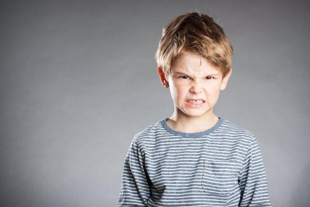 Los cambios repentinos de personalidad en niños pueden esconder algo más