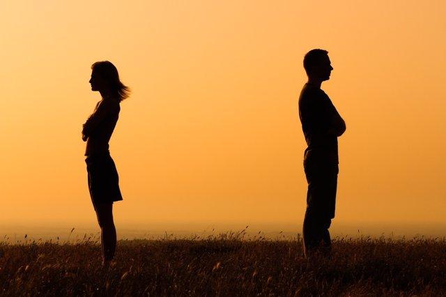 El final del verano suele ser una época de crisis en algunas parejas