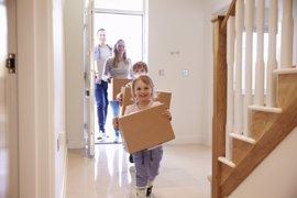 Consejos para preparar al niño antes de una mudanza