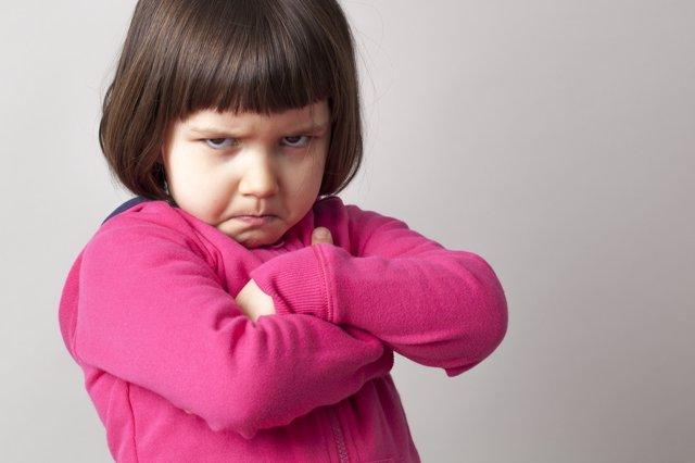 ¿Cómo Enseñar A Los Hijos Lo Que Supone Estar Enfadado?