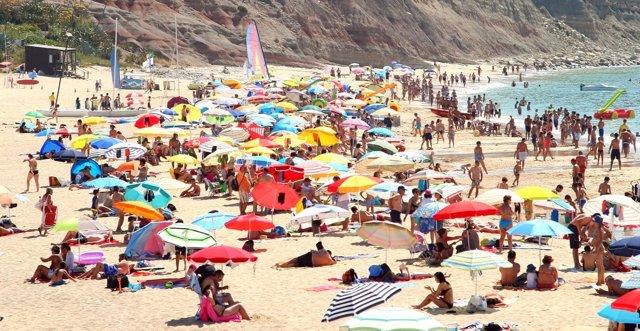 Consejos para evitar que el niño se pierda en la playa.