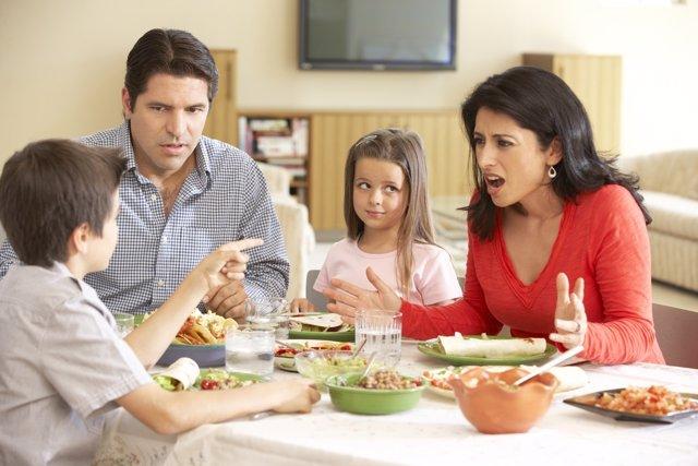 ¿Cómo Evitar Las Discusiones En Familia Durante El Verano?