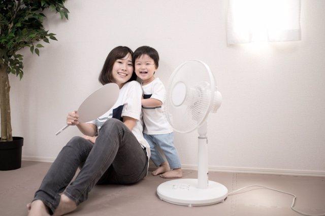 Cómo refrescarse sin aire acondicionado.