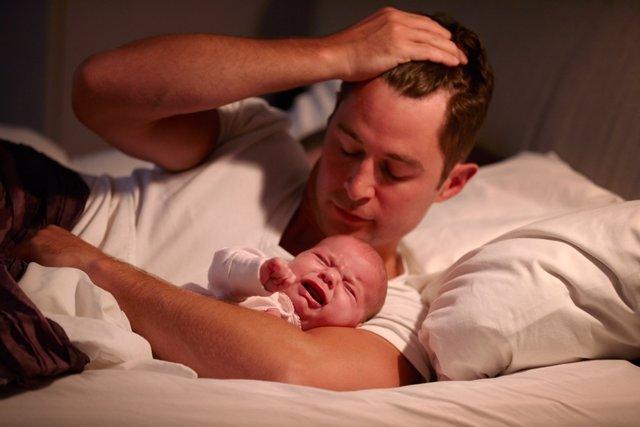 El sindrome del padre quemado puede alterar el ambiente en casa.