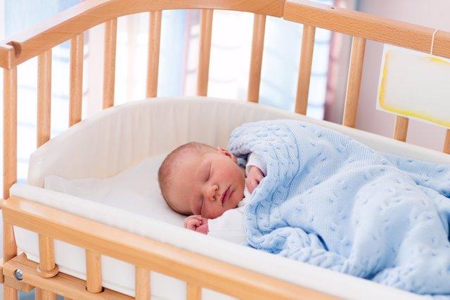 Durante el sueño el bebé aprende