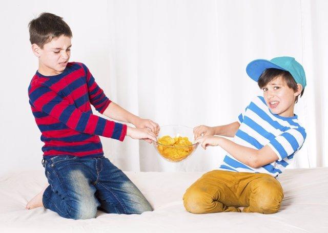 El bullying y las alergias alimentarias en los colegios