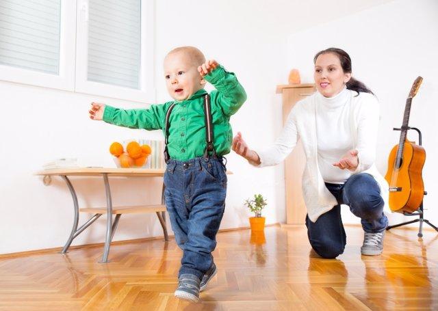 No hay que dejarse llevar por los nervios que supone la maternidad.