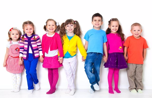 La perosnalidad de los niños