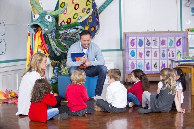 Ejercicios para niños: aprender a expresarse