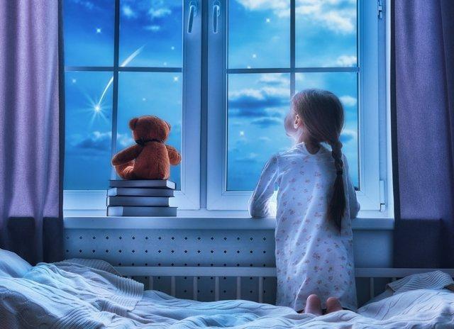 La relación entre sueño inantil y crecimiento