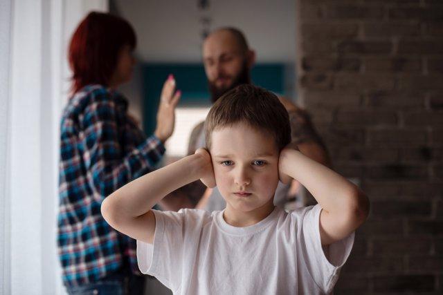 La mala relación entre padres influye en el rendimiento de sus hijos