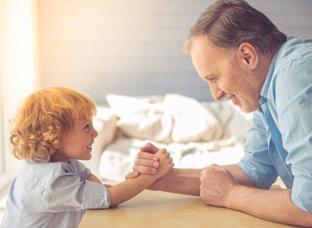 A ser un buen abuelo también se puede aprender